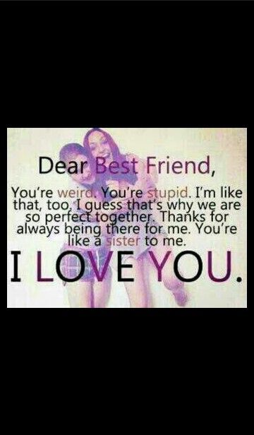 Love My Besties Ahhhh From Beautiful Best Friend Clare You Lizzie Loo Xxxxx