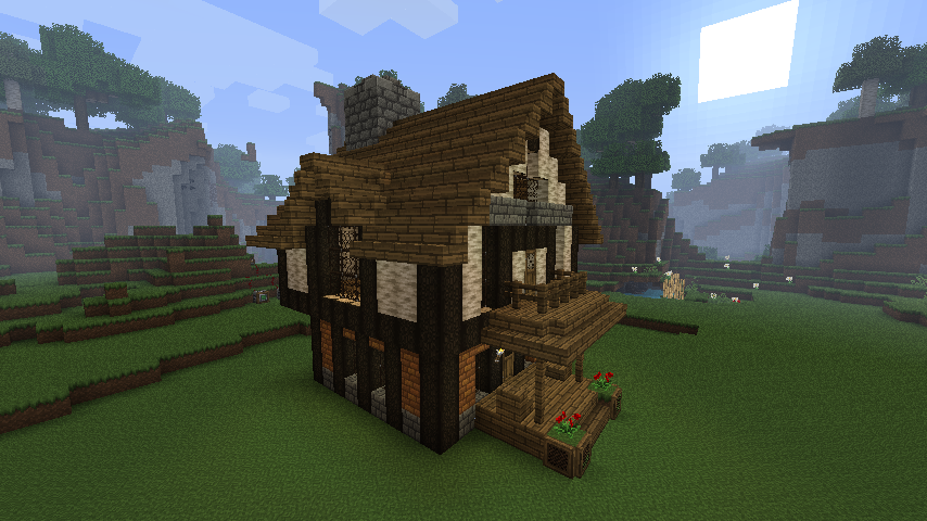 Cozy medieval house and inn screenshots show your for Medieval house design