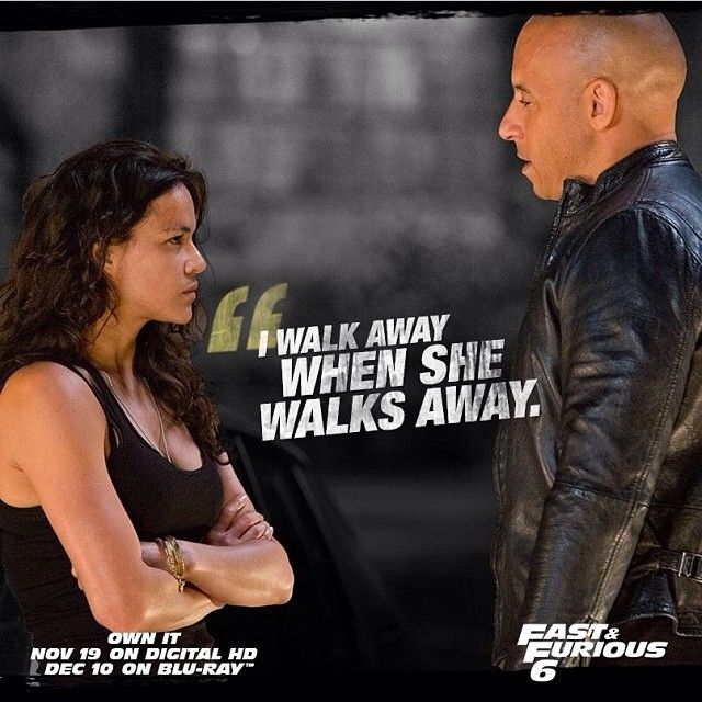 dom, fast and the furious and letty image on We Heart It
