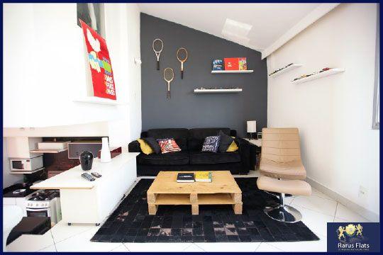 O Que Falar Dessa Sala De Um Apartamento Triplex No Morumbi Com