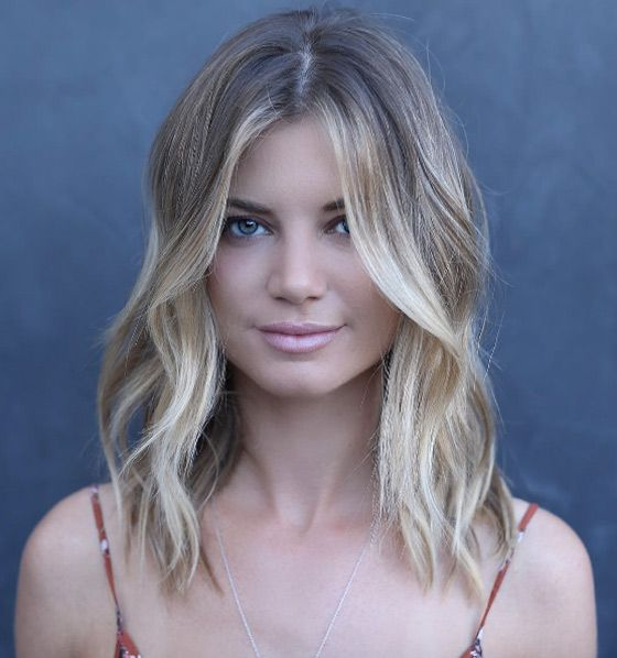 41 Low Maintenance Lob Hairstyles You Can Totally Pull Off ...