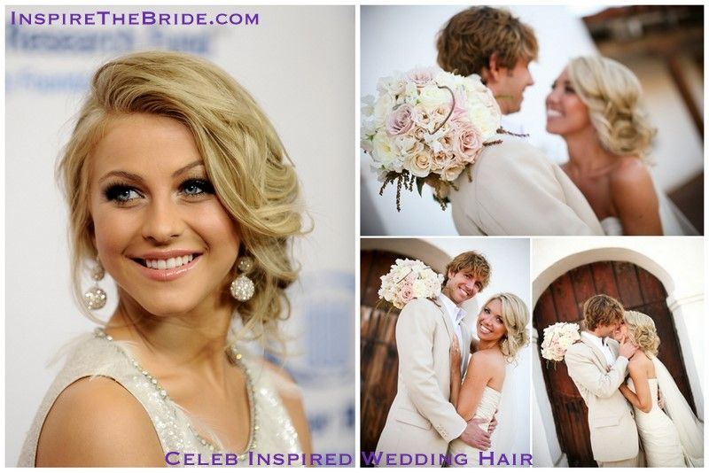 Potential Hair For The Big Day For The Bride Wedding Hairstyles Julianne Hough Haircut Special Occasion Hairstyles