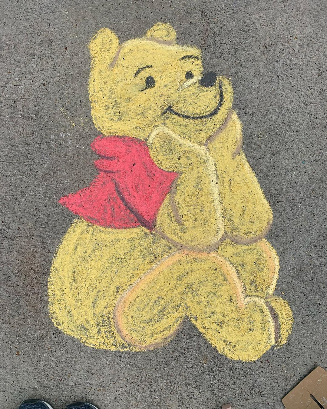 [UPDATED] 50+ Disney Chalk Art Projects (September 2020)