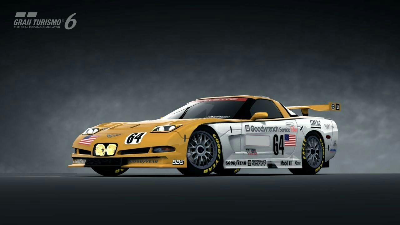 Chevrolet Corvette C5 R C5 00 Gran Turismo 6 Kudosprime Com