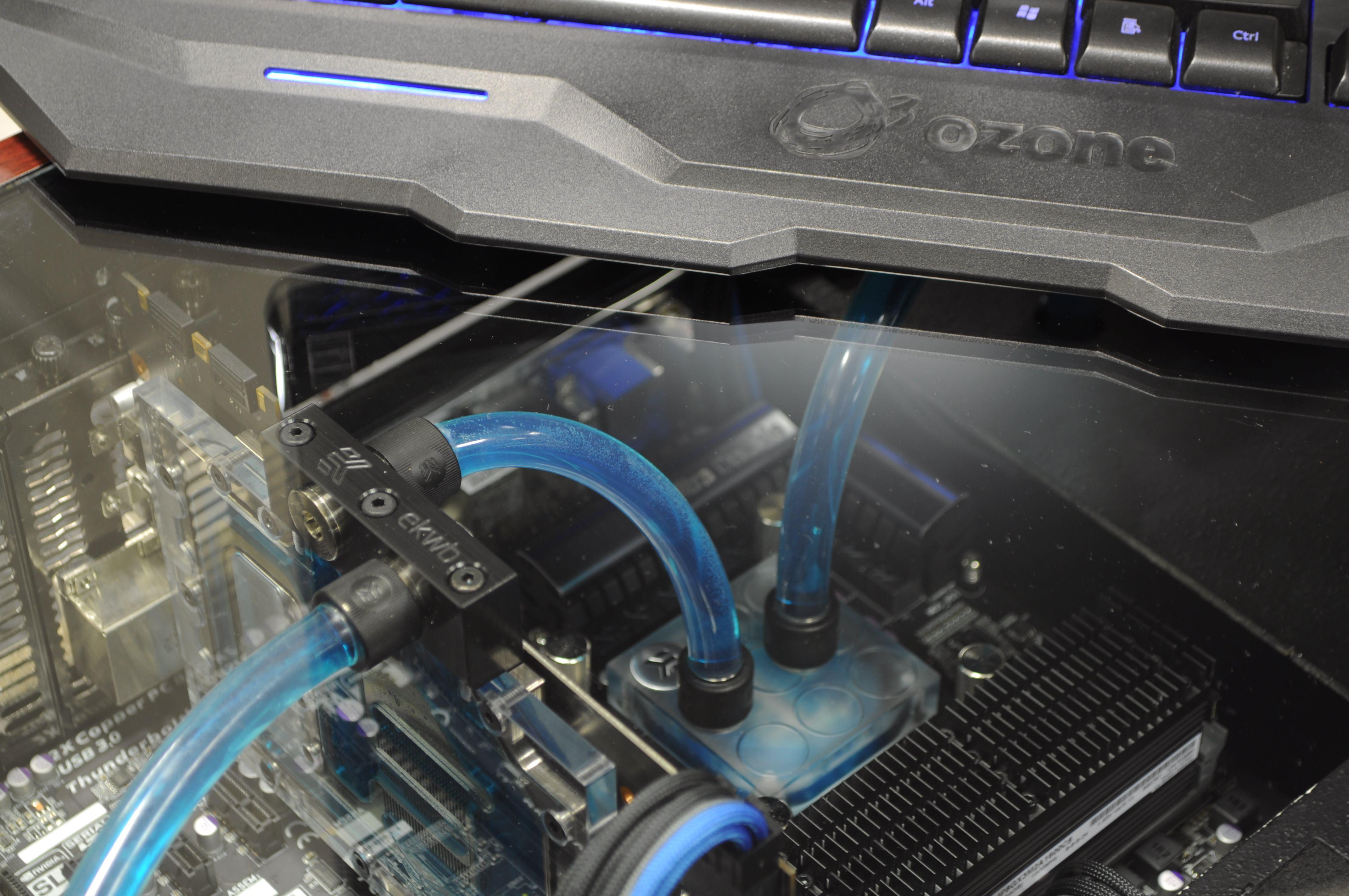 S7 desk update