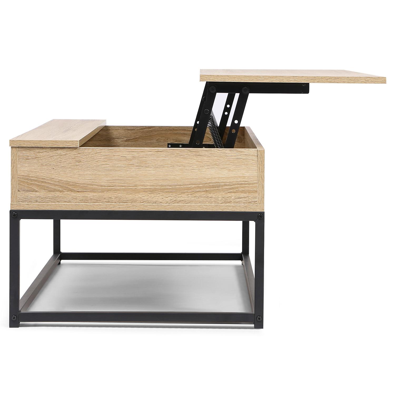 Table Basse Avec Plateau Table Basse Plateau Table Basse Design Industriel