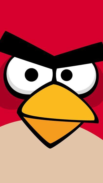 Angry Birds Bird Wallpaper Cartoon Wallpaper Angry Birds Iphone iphone angry birds wallpaper