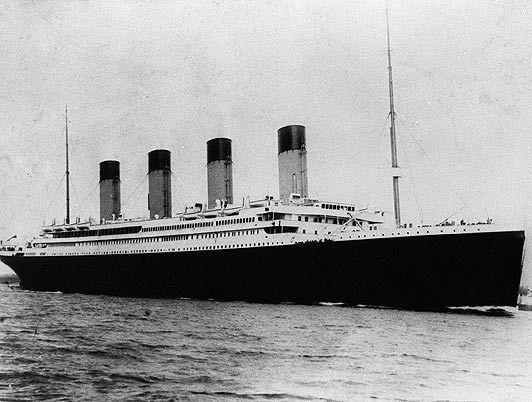 titanic who was to blame