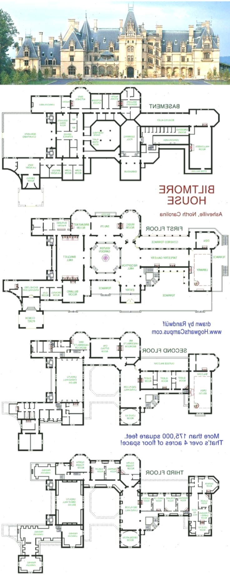 25 Best Ideas About Mansion Floor Plans On Pinterest House Pertaining To Mansion Dreamhouseplans Dr House Plans Mansion Castle Floor Plan Mansion Floor Plan