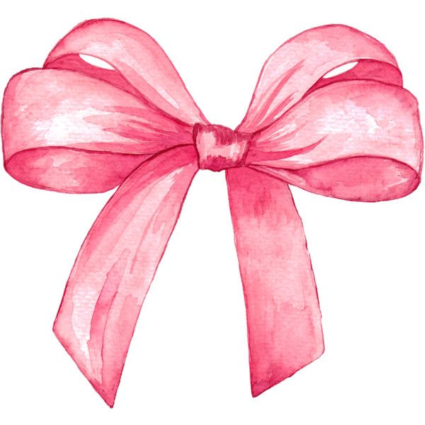 Bow 1 Copy 2 Png Liked On Polyvore Featuring Bows Pink Ribbons Art Filler And Backgrounds Bow Wallpaper Bow Drawing Bow Clipart
