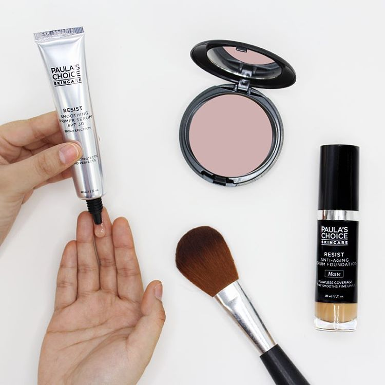Prep your skin for perfect makeup application. Cruelty