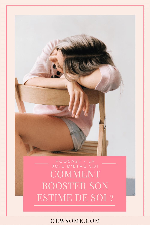 L'estime de soi correspond à la valeur et l'importance que l'on se donne !  Dans cet épisode de podcast/article de blog, je partage les 6 clés pour booster son niveau d'estime de soi !