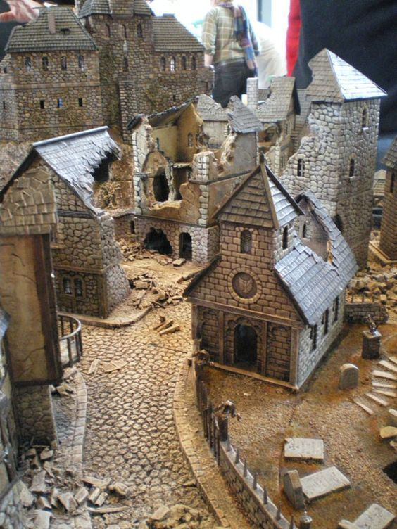 DIY Wargaming Terrain - Check it out