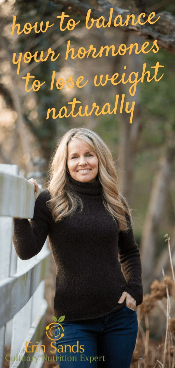 How to Balance Your Hormones to Lose Weight Naturally