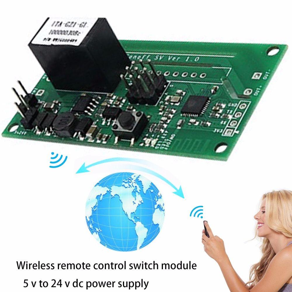 DC 5v 12v 24v Sonoff SV Safe Voltage DIY WiFi Switch Support