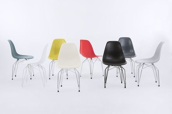 Eames Stoel Kussen : Designerchairs online winkelen voor betaalbare designstoelen