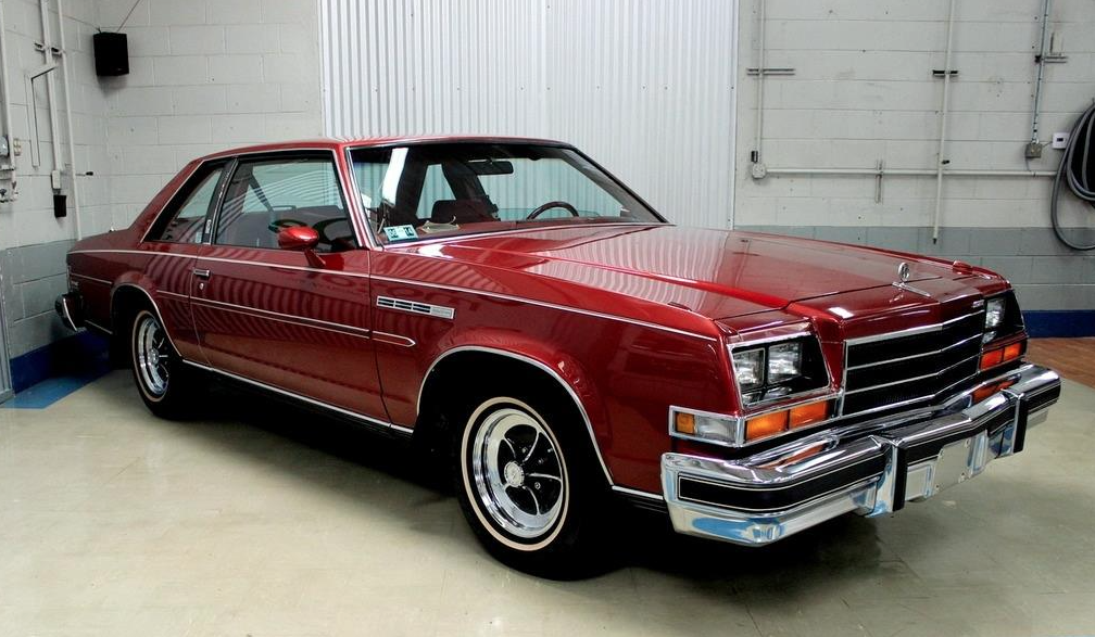 1979 Buick Lesabre Sport Coupe Turbo Buick Lesabre Sports Coupe Buick