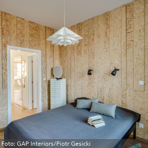 wandgestaltung mit osb platten wandgestaltung einrichtungsstile und wohnraum. Black Bedroom Furniture Sets. Home Design Ideas