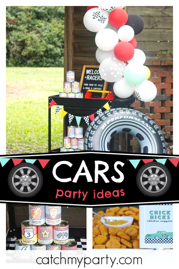 Check Out This Awesome Disney Cars Themed Birthday Party The Dessert Table Is Fantastic See More Ideas And Share Yours At CatchMyParty
