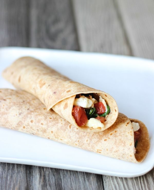 Copycat Starbucks Spinach Feta Breakfast Wraps Making Thyme For Health Recipe Breakfast Wraps Spinach And Feta Recipes