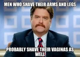 guys that shave