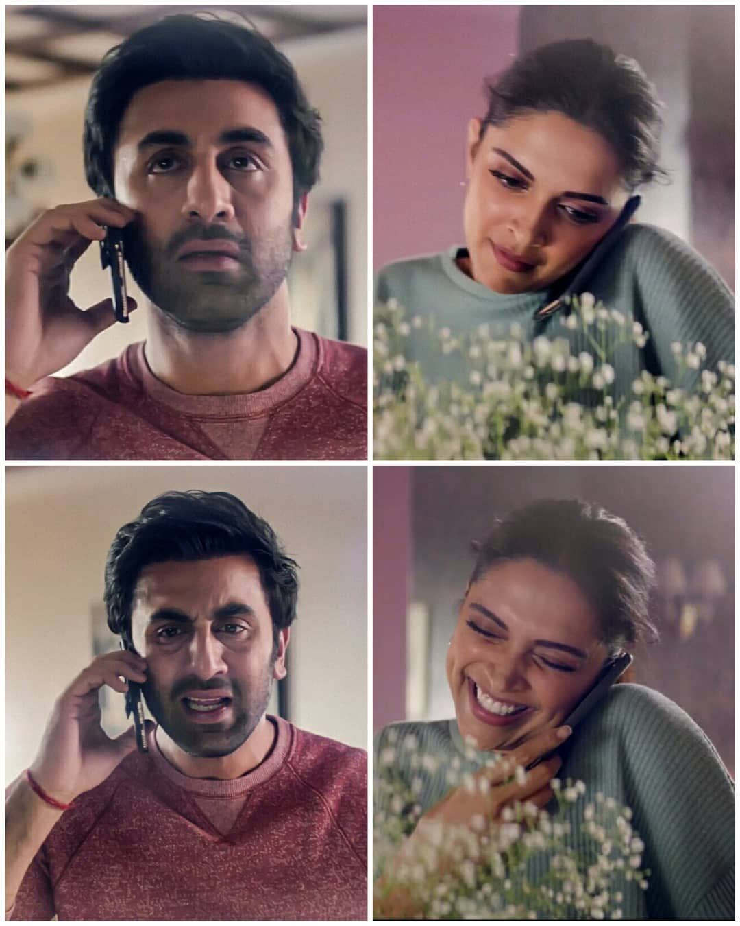 This Latest Ad Featuring Ex Flames Deepika Padukone And Ranbir Kapoor Is Just Too Adorable Hungryboo In 2020 Ranbir Kapoor Deepika Padukone Adorable