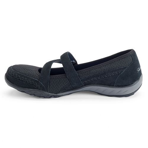 Skechers Relaxed Fit Breathe Easy Love Story Women's Athletic Mary Jane Shoes