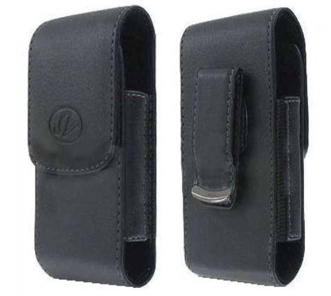 Leather Case Pouch Holster Belt Clip for Virgin Mobile Samsung Galaxy Core Prime #UnbrandedGeneric