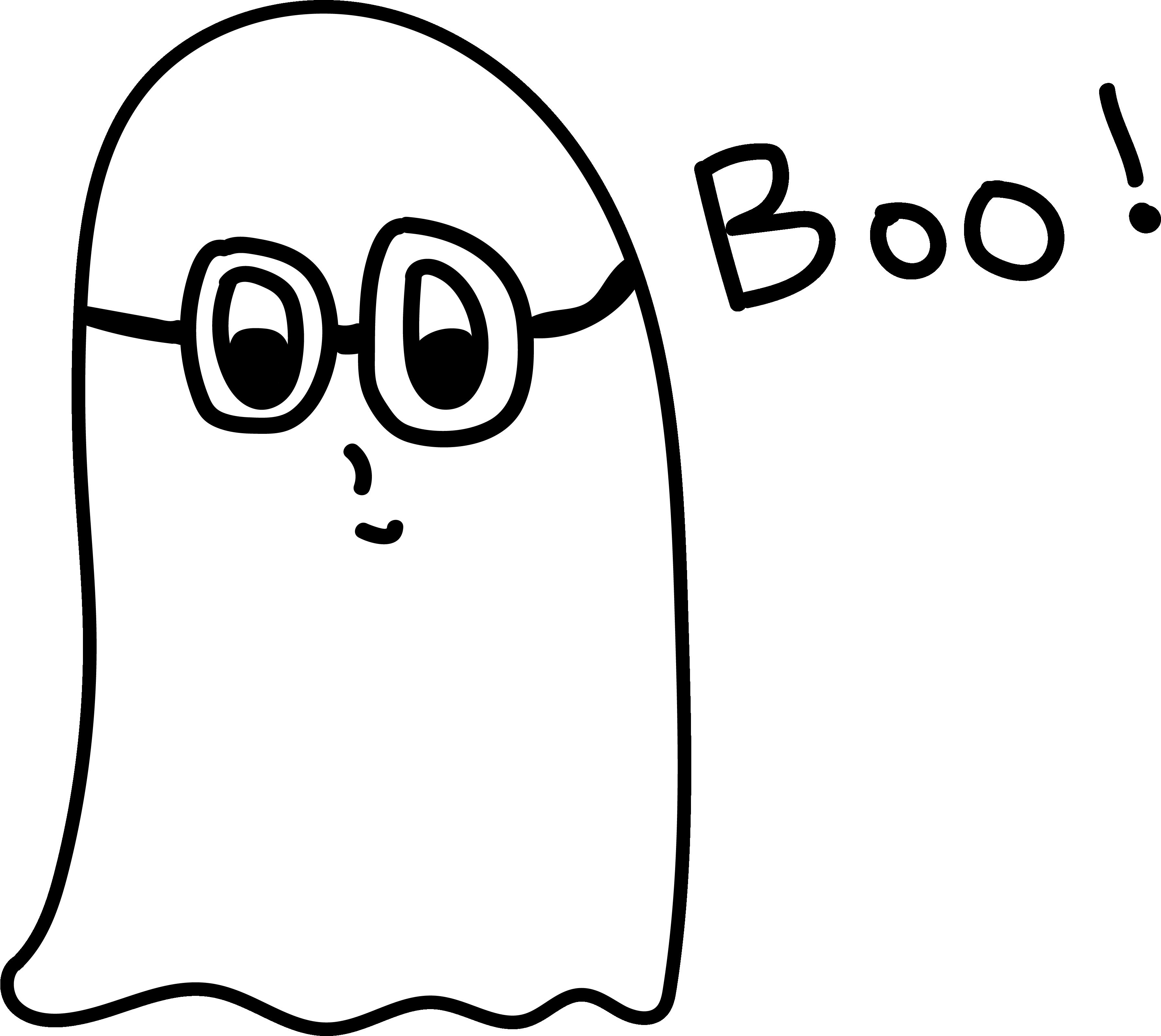 Ghost Doodle Ghost Cute Doodles Doodles