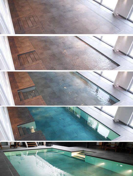 Creative Indoor Pool Who Wants To