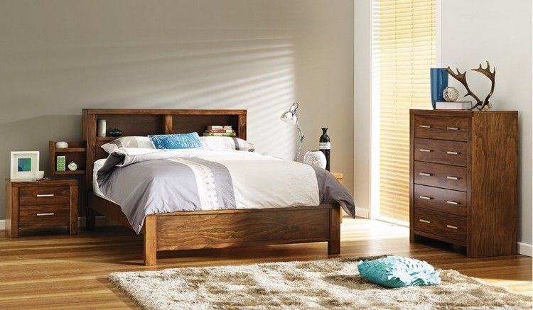 Austin Queen Tallboy Bedroom Suite | Focus on Furniture | boudoir ...