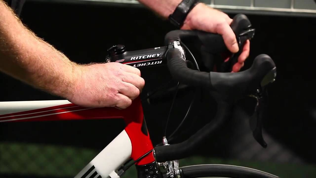 How To Adjust A Threadless Bicycle Headset From Performance Bicycle