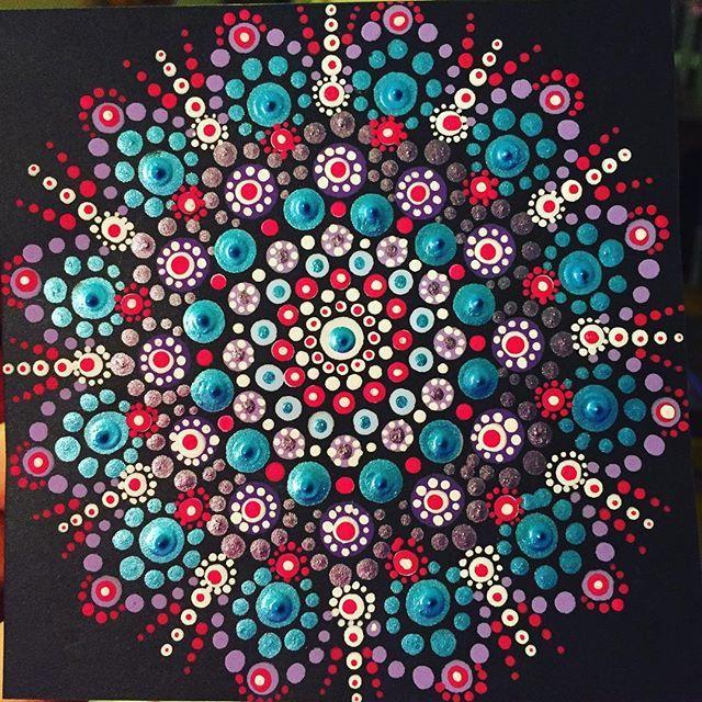 #dotmandala #mandala #art
