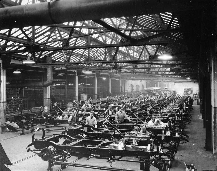 Detroit Packard Plant The 3 5 Million Square Foot