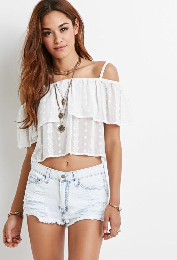 61d2a684022fa Pin by Lookastic on Denim Shorts