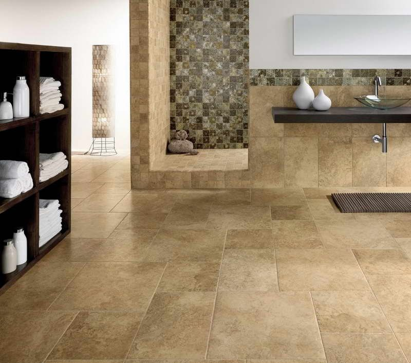 bathroom floor and wall tile designs | digital photography above, is ...