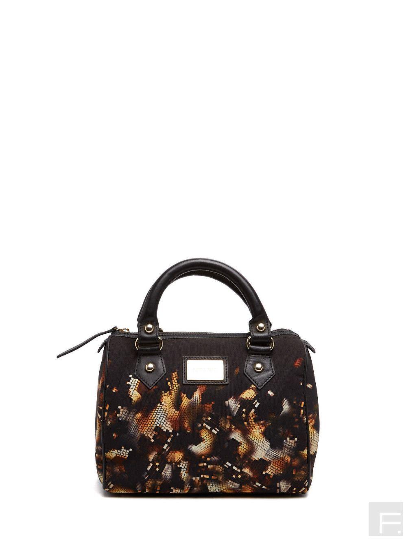 Satya Paul Colour Cusp Dome Handbag