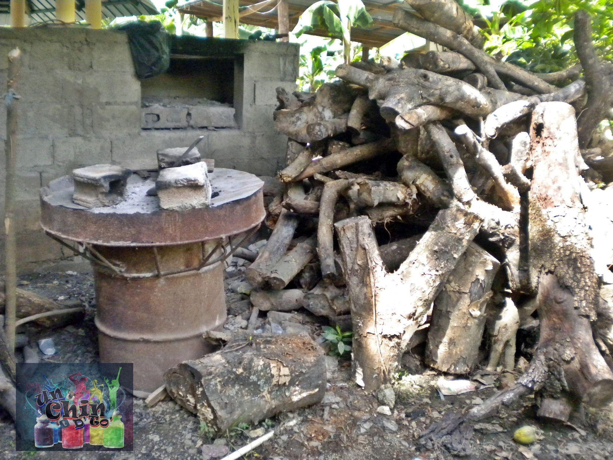 Fogon Dominicano Cocina Tipica De Los Campos De Rd Cocina De