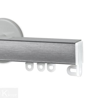 Art Decor Nexgen 60 In Non Adjustable Single Traverse Window