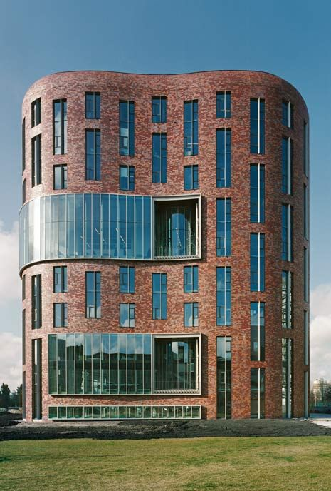 OZW Vrije University - Amsterdam, The Netherlands;  designed by Jeanne Dekkers Architecture