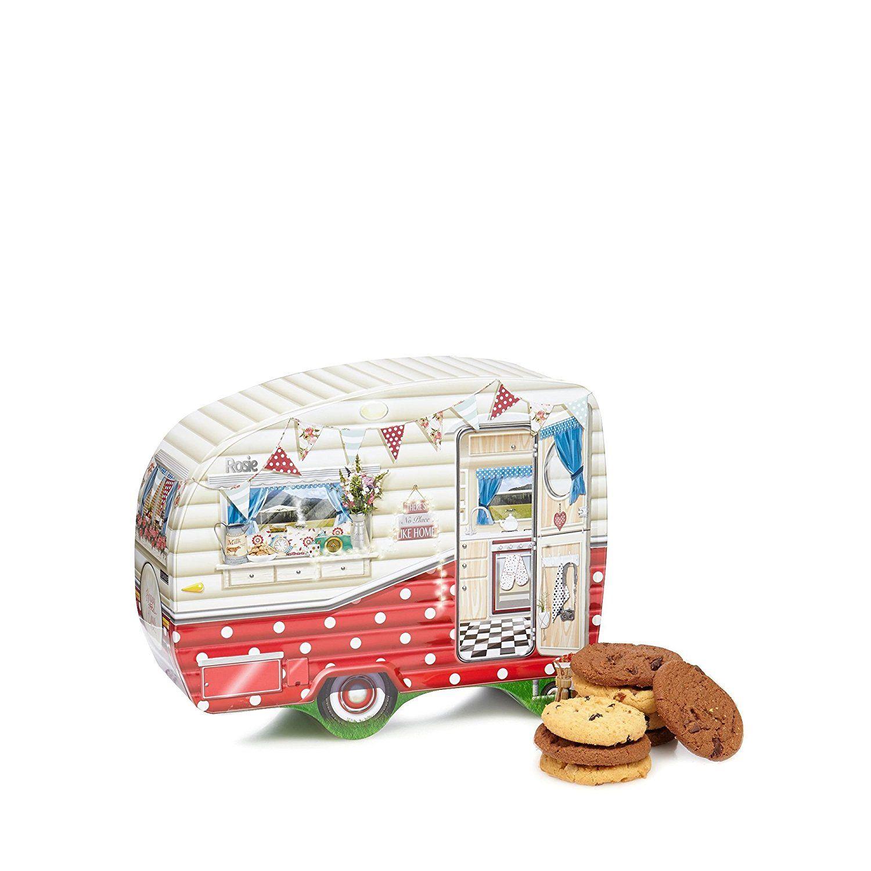 Debenhams caravan shaped biscuit tin debenhams amazonco