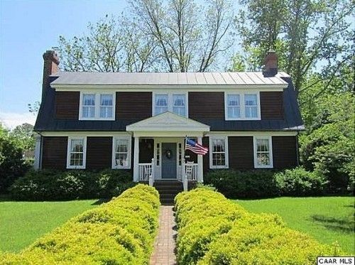 13 Homes From The 13 Colonies Urbanna Colonial House New England Homes