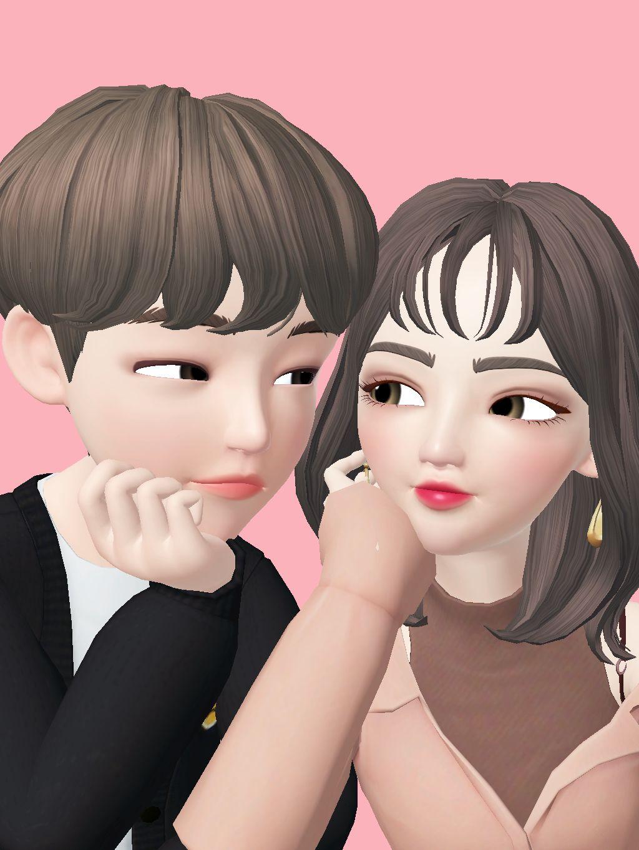 zepeto baekhyun Gambar, Wallpaper ponsel, Teman