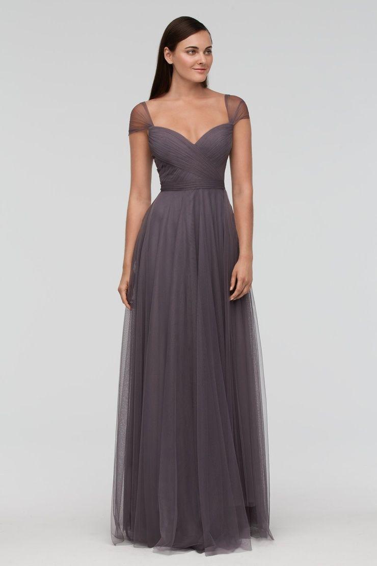 Dresses for wedding maids  Candy   Bridesmaids  Watters  Kateus bridesmaid  Pinterest