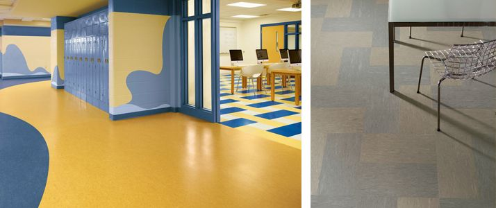 sheet vinyl floortowall pattern armstrong