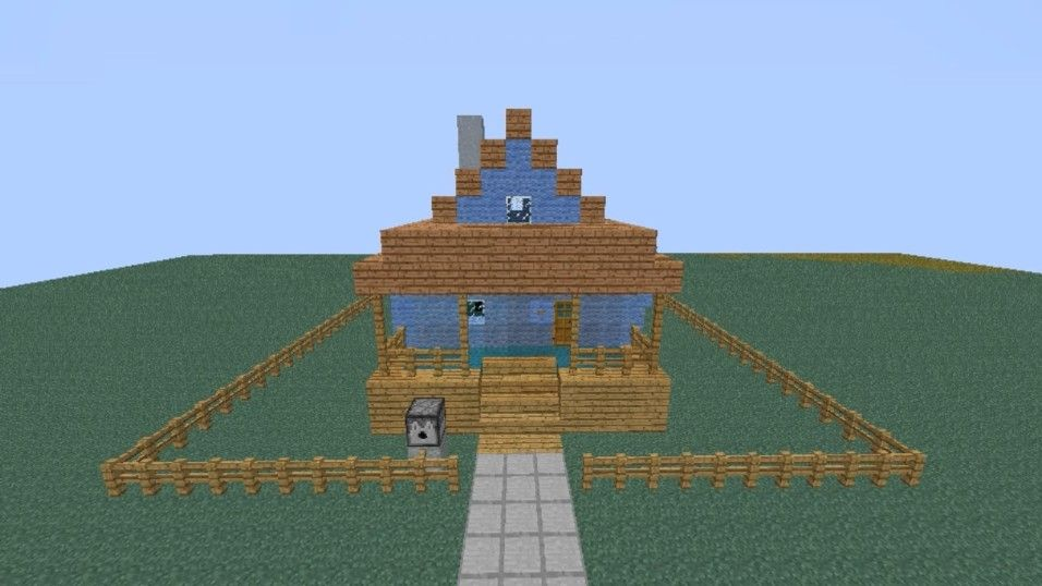 Minecraft Amazing House Map The Wattersons House The Amazing - Minecraft coole hauser maps