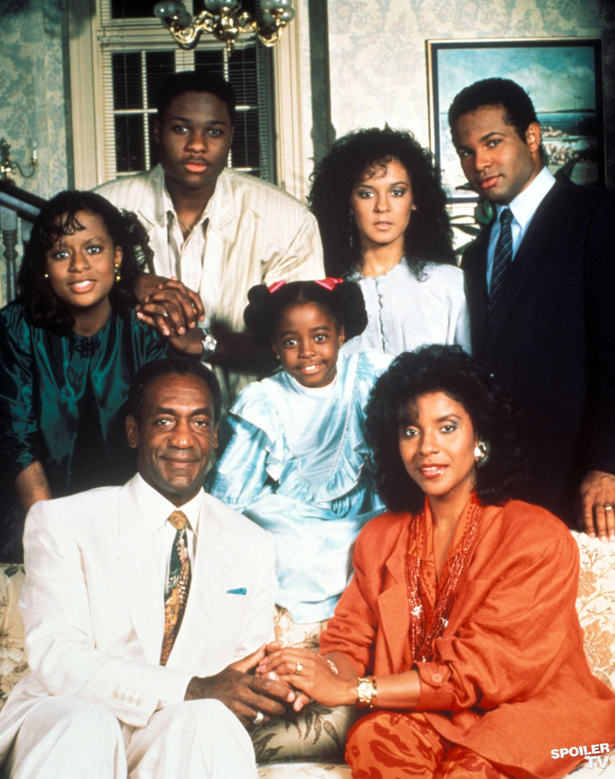Bill cosby family photos - Cast Of The Cosby Show