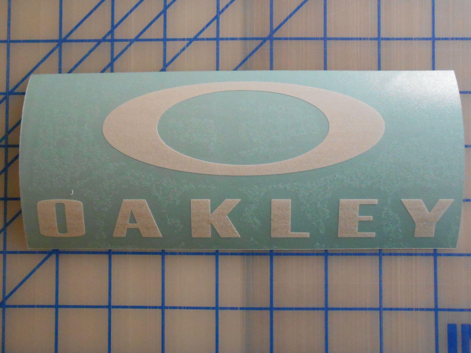 cf4c6cc53a  2.99 - Oakley Decal Sticker 5.5