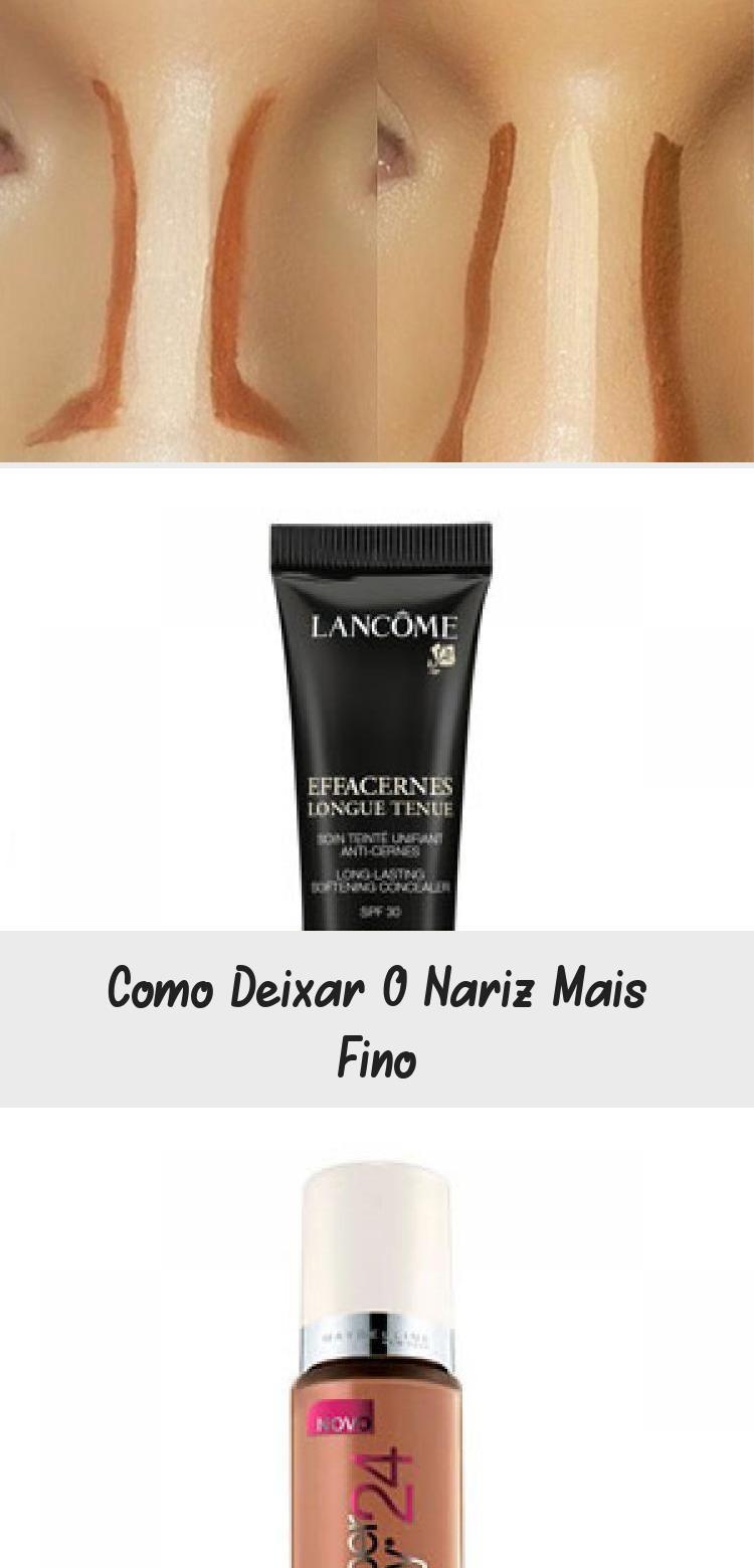 Photo of Como Deixar O Nariz Mais Fino – Make-Up