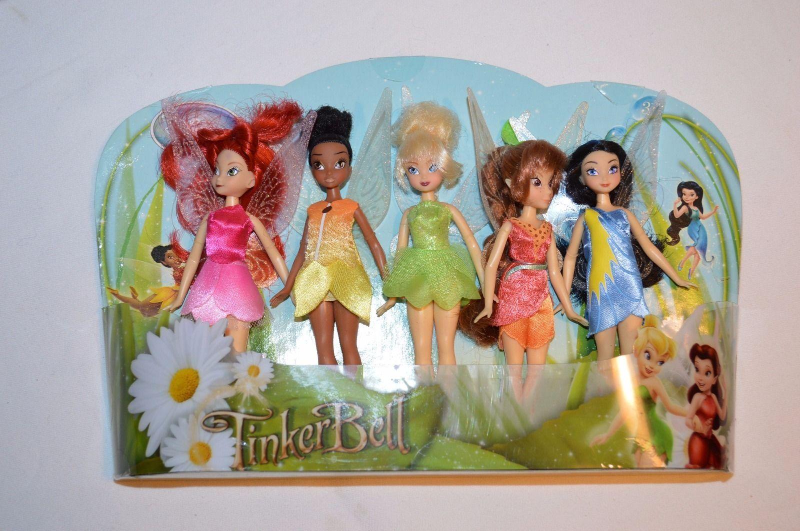 Disney Tinker Bell Dolls Set | 11+3.3